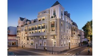 Appartements neufs Les Terrasses du Parc Duclos éco-habitat à Le Blanc Mesnil