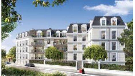 Appartement neuf Les Jardins des Juliottes éco-habitat à Maisons-Alfort
