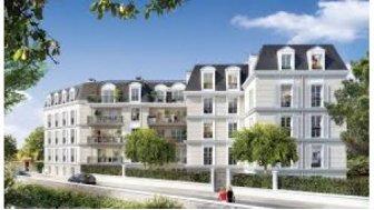 Appartements neufs Les Jardins des Juliottes investissement loi Pinel à Maisons-Alfort