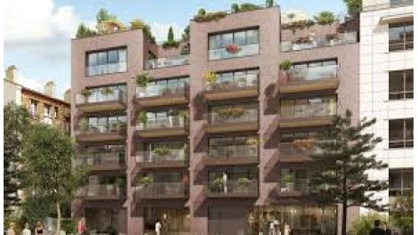 Appartement neuf Coeur de Montrouge investissement loi Pinel à Montrouge
