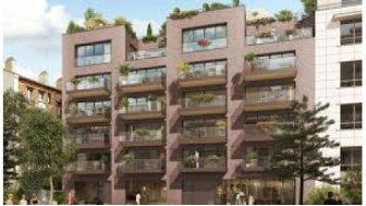 Appartements neufs Coeur de Montrouge investissement loi Pinel à Montrouge