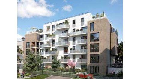 Appartement neuf Coeur de Noisy investissement loi Pinel à Noisy-le-Sec