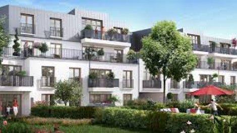 Appartement neuf Le Renouveau de Rosny investissement loi Pinel à Rosny-sous-Bois