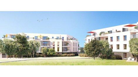 Appartement neuf Le Village de Tiais éco-habitat à Thiais