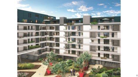 appartement neuf à Marseille 3ème