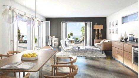 Appartement neuf Coté Golf investissement loi Pinel à Aix-en-Provence