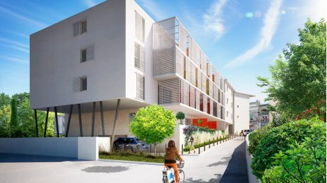 Appartement neuf Istres Village investissement loi Pinel à Istres
