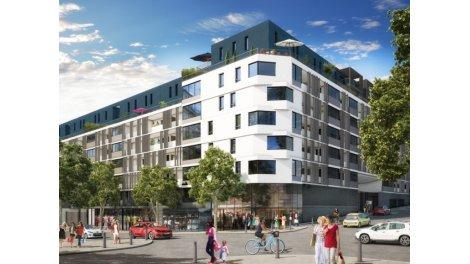 immobilier neuf à Marseille 3ème