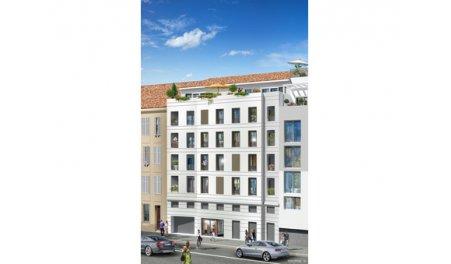 Appartement neuf Urban Chic Palais Longchamp à Marseille 4ème