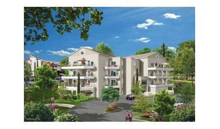 Appartement neuf Le Melrose 13ème Résidentiel à Marseille 13ème