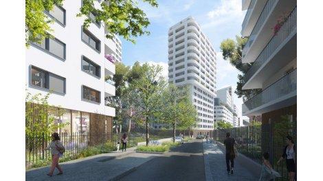 Appartement neuf Les Dock s à Marseille 3ème