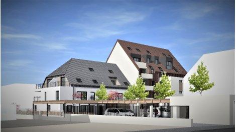 investir dans l'immobilier à Bischheim