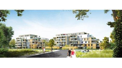 Secret garden la campagne la ville strasbourg eco for Immobilier strasbourg neuf