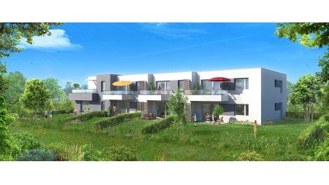 Appartement neuf Villa Kubik à Hangenbieten