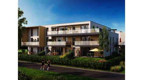Appartement neuf Le Domaine des Canotiers à Hangenbieten