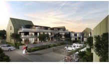 Appartements et maisons neuves L'Orium investissement loi Pinel à Mundolsheim