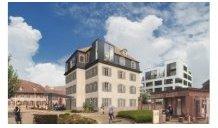Appartements neufs La Cour des Haras éco-habitat à Strasbourg