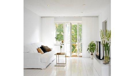 Appartement neuf La Robertsauvienne investissement loi Pinel à Strasbourg