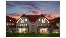 Appartements neufs Résidence Ritterhof éco-habitat à Rosheim