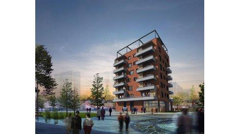 Appartement neuf Le Futur Composé investissement loi Pinel à Strasbourg