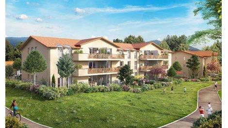 Appartement neuf Les Jardins de Clemence à Gap