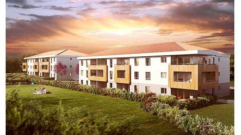 Appartement neuf Arôm&sens à Gap