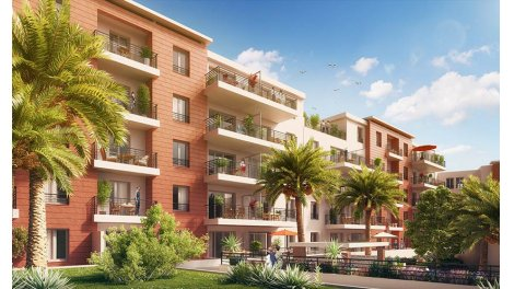 Appartement neuf Inspiration à Vallauris