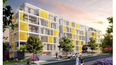 Appartement neuf Via Natura à Marseille 13ème