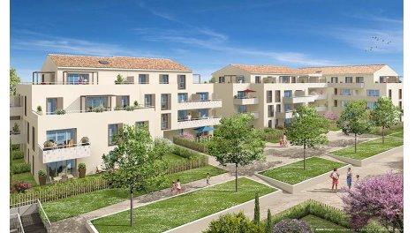 Appartement neuf Les Impressionnistes et la Bastide à Rousset