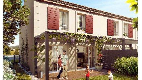 Appartements et maisons neuves Cote Victoire à Rousset