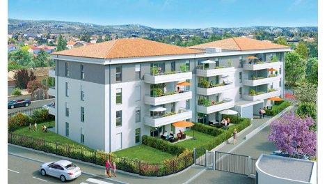 Appartement neuf Le Colomba à Marignane
