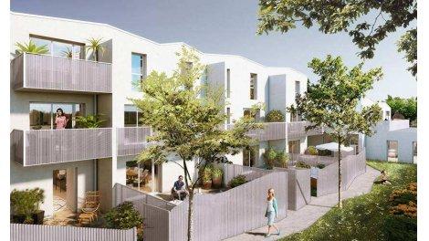 Appartement neuf Concerto investissement loi Pinel à La Rochelle