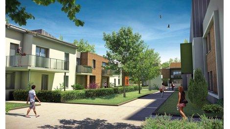 Appartement neuf Le Clos de la Ramee à Tournefeuille