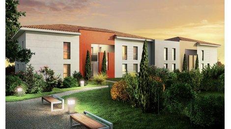 Appartement neuf Couleur Jardin à Saint-Alban