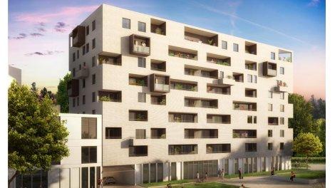 Appartement neuf L'Empreinte à Toulouse