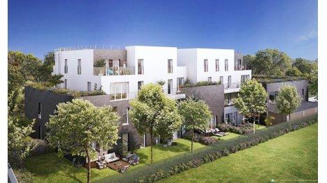 Appartement neuf Via Caudéran à Bordeaux