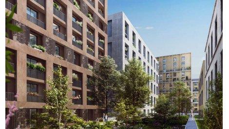 Appartement neuf Coeur Saint Germain à Bordeaux