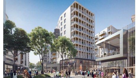 Appartement neuf Urba - Ginko à Bordeaux