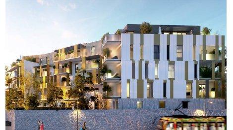 Appartement neuf Le Mas d'Aiguelongue à Montpellier