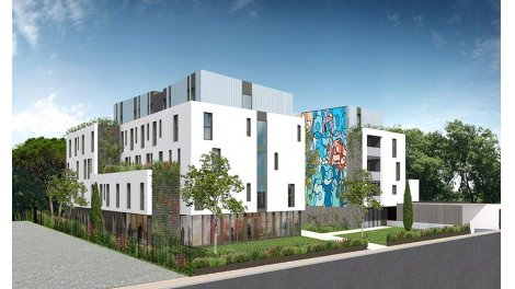 Appartement neuf Art'Campus à Montpellier