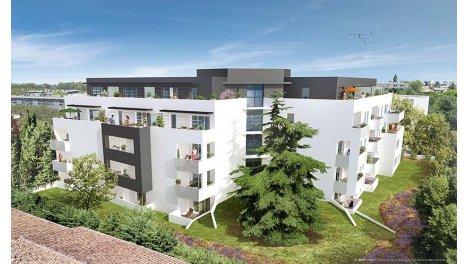 Appartement neuf Via Cedra à Montpellier