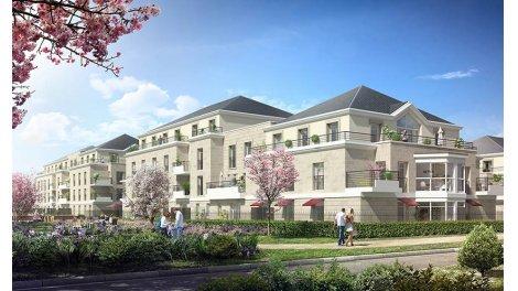 Appartement neuf Allees Royales by Central Parc à Saint-Cyr-sur-Loire