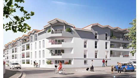 Appartement neuf Carre Plaisance à Saint-Vincent-de-Tyrosse