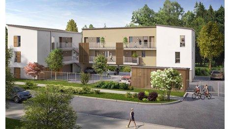 Appartements et maisons neuves Edene à Saint-Jean-de-Braye