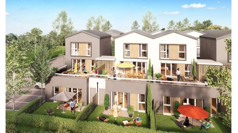 eco habitat neuf à Bezannes