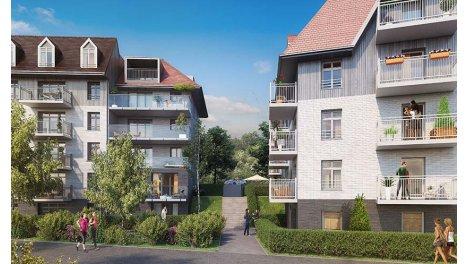investissement immobilier à Wasquehal