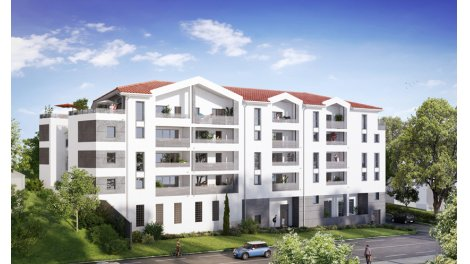 Appartement neuf Patio 88 à Anglet