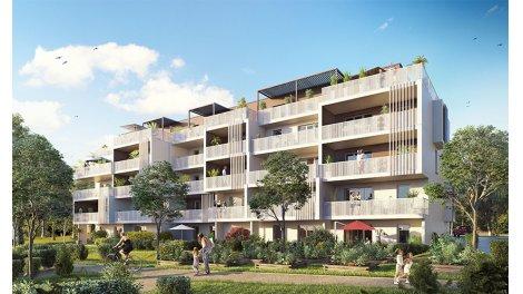 Appartements et maisons neuves Oreka à Bayonne
