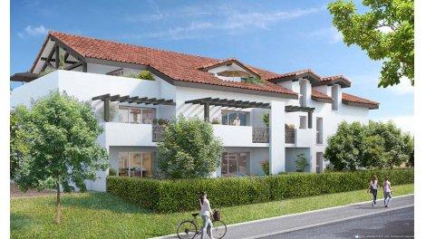 Appartement neuf Onateya à Bayonne