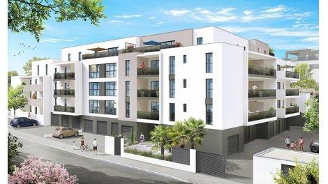 Appartement neuf L'Apostrophe à Perpignan